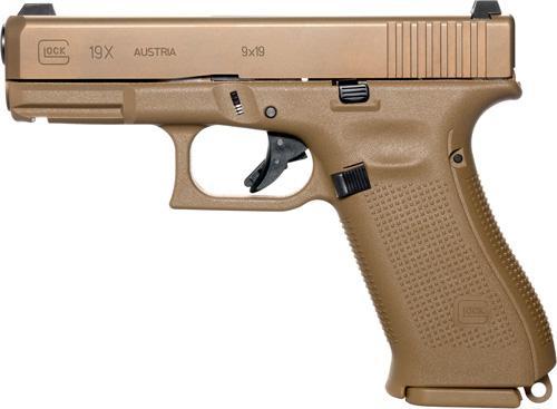 Glock 19X Comm 9mm 19rd