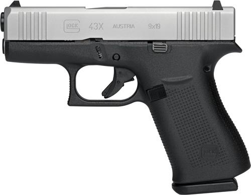 Glock 43x 9mm Luger Fs 10-shot