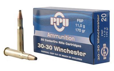 Ppu 30-30 170gr Sp