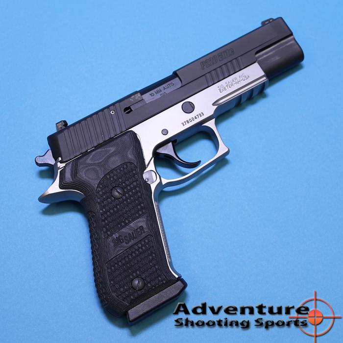 Sig Sauer P220 Match Elite 10mm