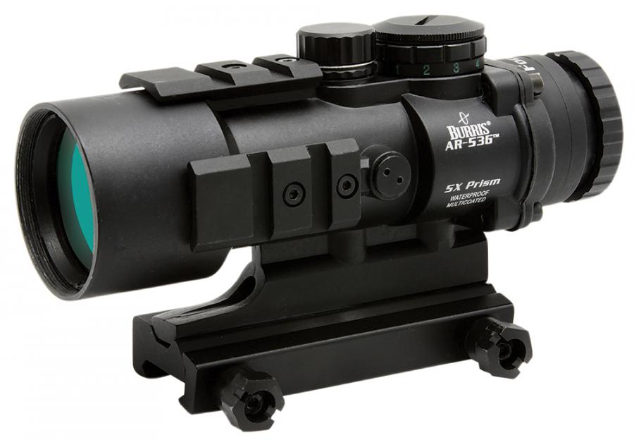 "Burris Ar-536 5x36mm Obj 2.5-3.5"" Eye"
