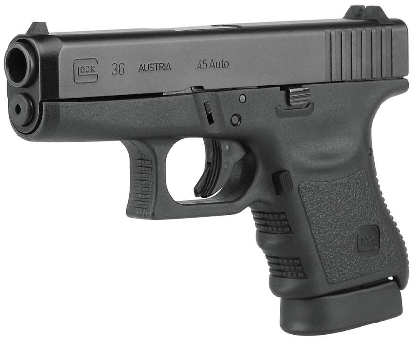 "Glock G36 Standard 45 ACP 3.78"""