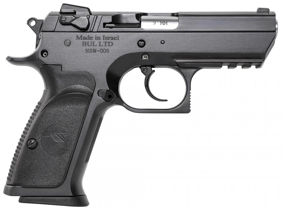 MAG Be45003rs BE3 45acp 3.8 Steel