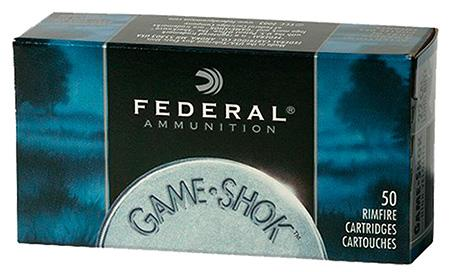 Federal 22lr 40gr Copper Plated Solid