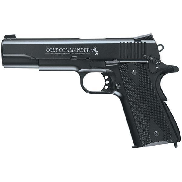 Rws Colt Commandr Pist Co2 177