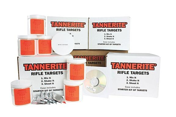 Tannerite Exploding Target 6 Pack Starter