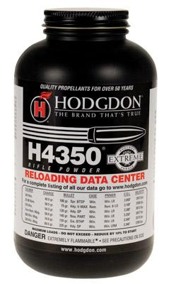 Hodgdon H4350 Rifle 1 lb 1