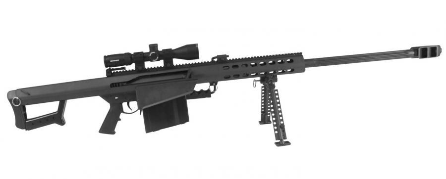 """Barrett 82a1 50bmg 29"""" Fde Nf"""