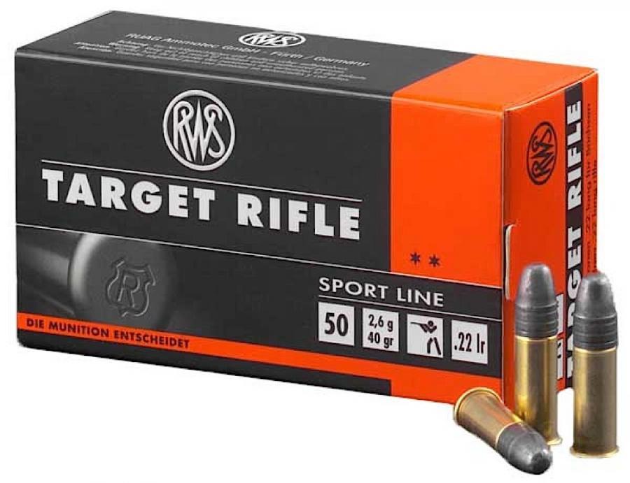 RWS 22 LR 22 Long Rifle
