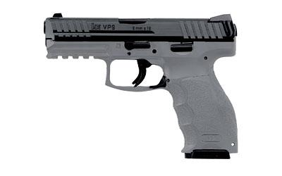 "Hk Vp9 9mm 4.09"" 10rd Gry"