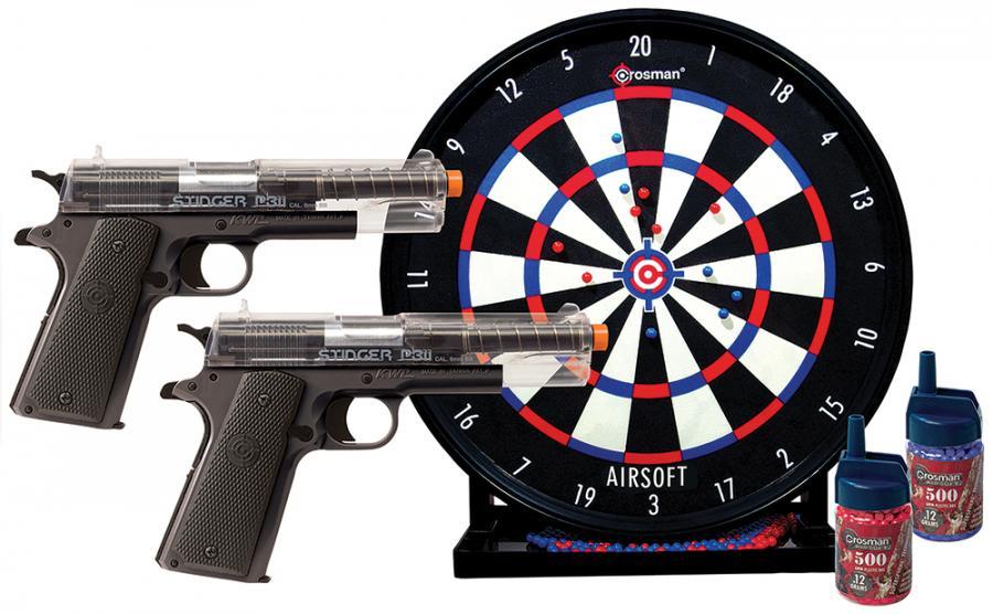 Crosman Stinger Challenge Kit 2 Pistol