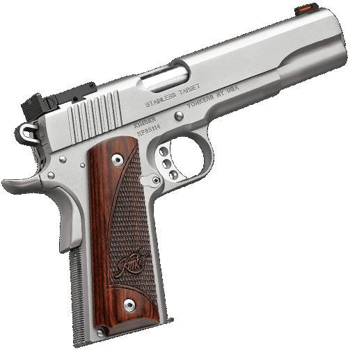 Kimber Stainless Target Long Slide 10mm