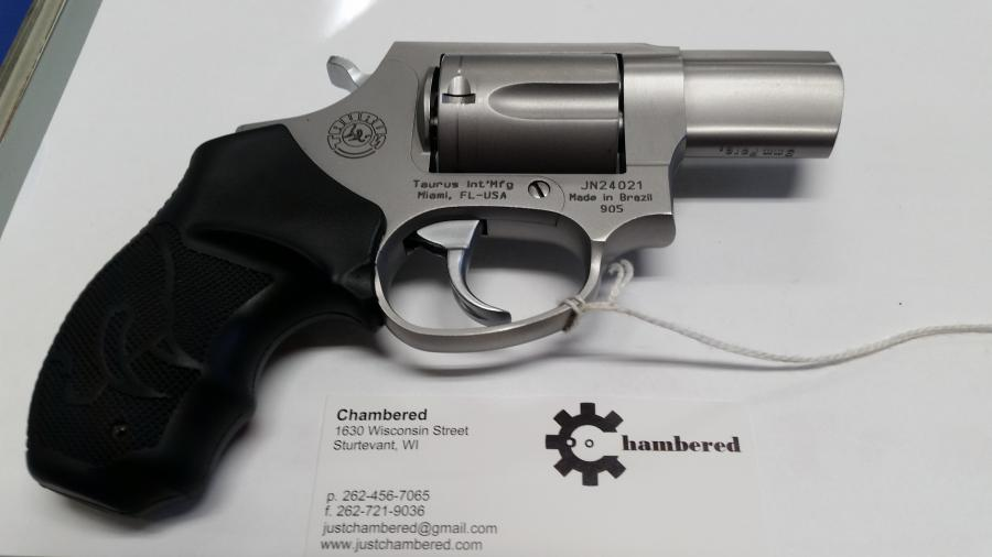 Used Taurus 905 9mm