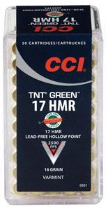 CCI 17hmr 17 HMR Lead Free