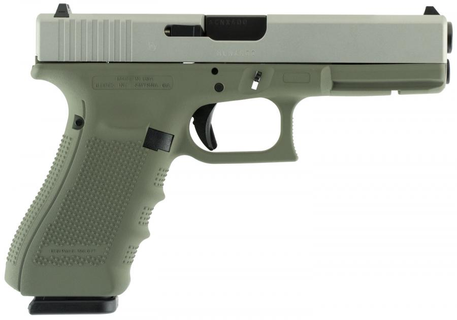 Glock 17 Gen4 9mm 17+1 Forest
