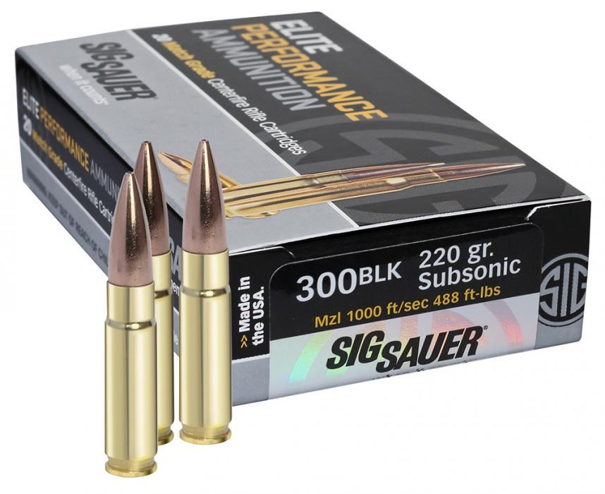 Sig 300blk 220gr 20ct/box