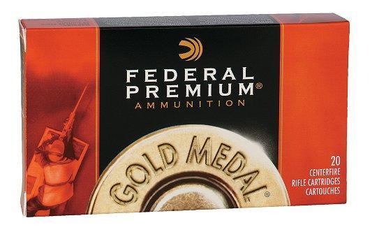 Federal Premium 338 Lapua Mag Sierra