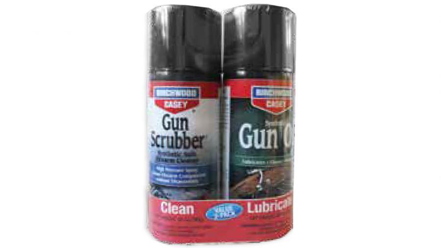 Bwc Gun Scrub/oil 10 Oz Value