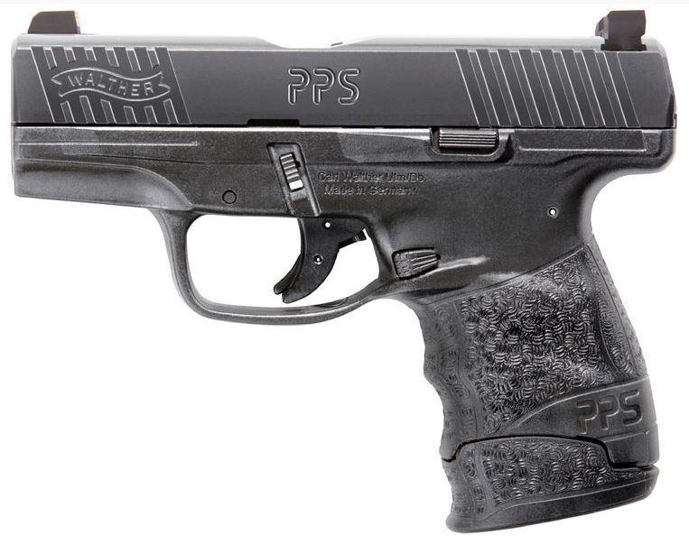 Pps M2 Le 9mm Blk 3.2