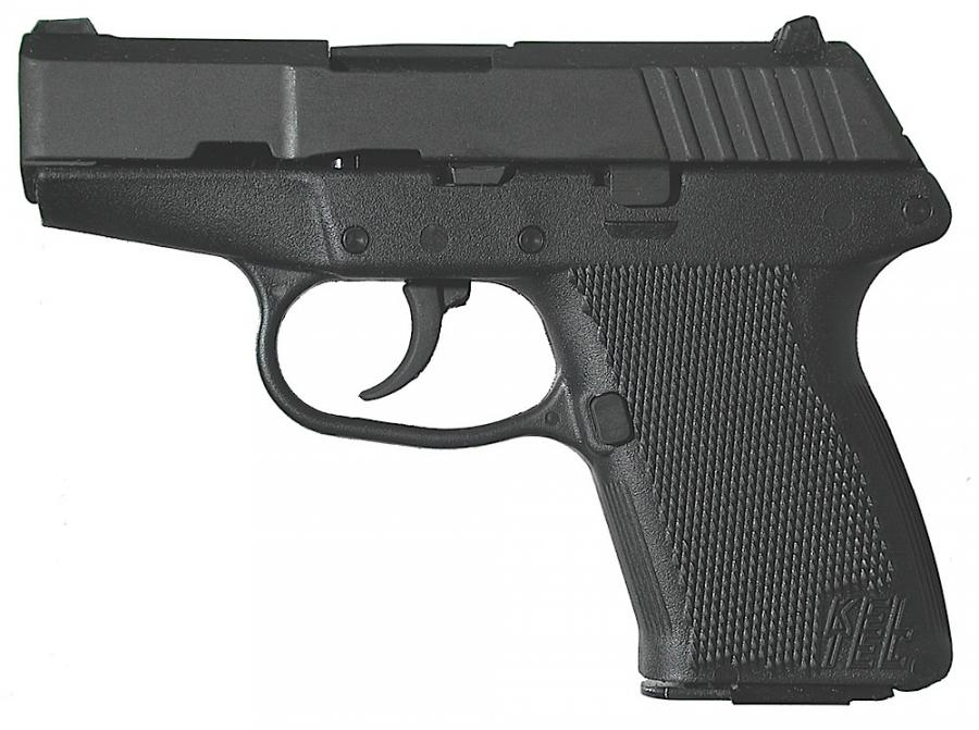 """Kel-tec P-11 9mm 3.1"""" 10+1 Poly"""