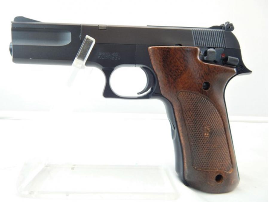 "Smith & Wesson 422 .22lr 4.5"""