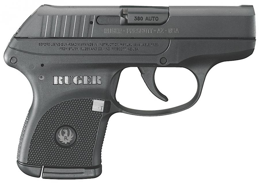 Ruger LCP Standard 380 ACP 2.75""
