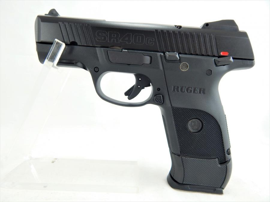Ruger Bsr40c Compact 40 S&W 3.5""