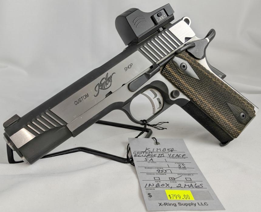 Kimber Custom Eclipse II (a-4783)