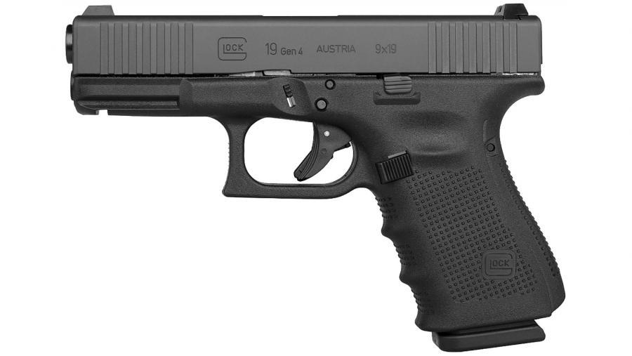 Glock 19 Gen4 9MM Steel Sights