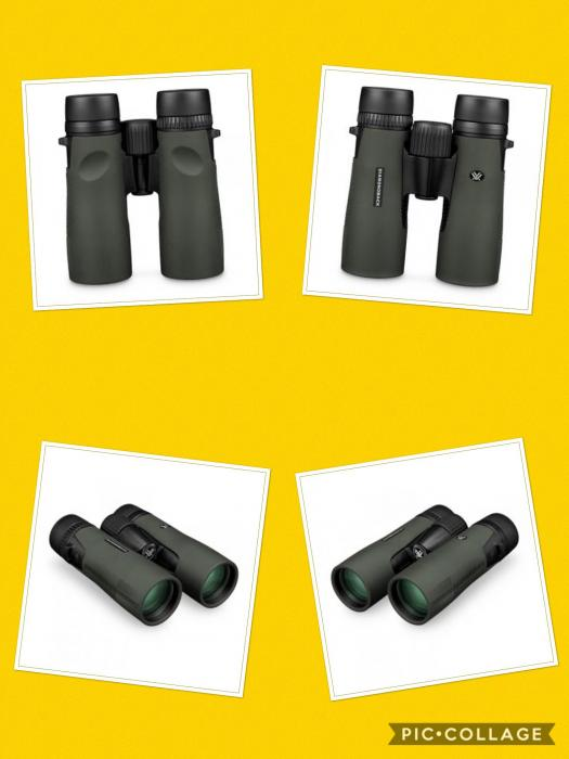Vortex Diamondback Binocular 8x42 Db-204