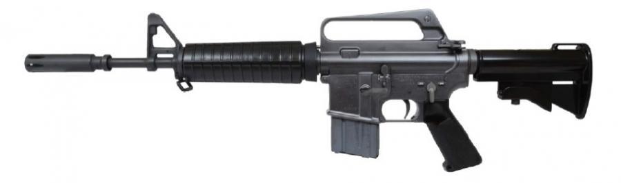 Xm177e2 Ar-15 5.56 16 20rd Fs