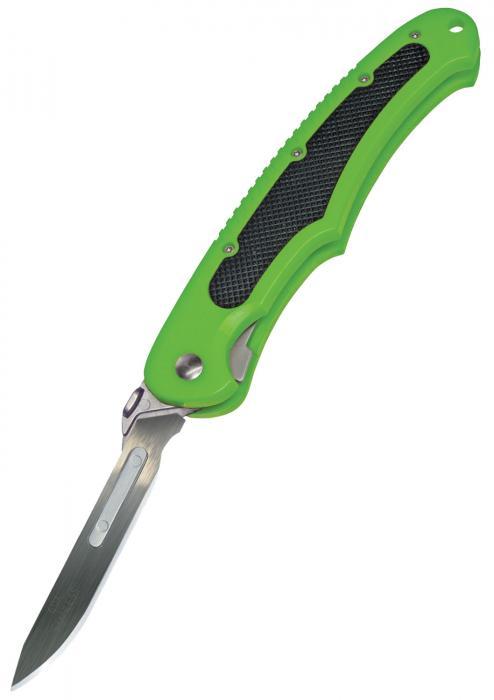 "Havalon Xtc60aboltgx Piranta-bolt Field Knife 2.75"""