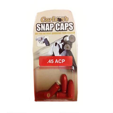 Carl 00062 Snap CAP 45acp 5PK