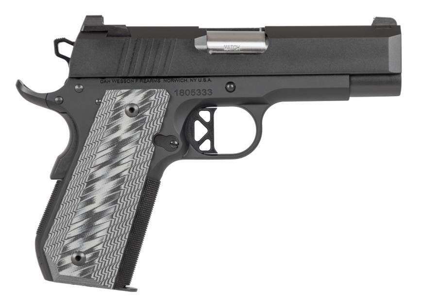 Dw Ecp 9mm Blk 4 9+1