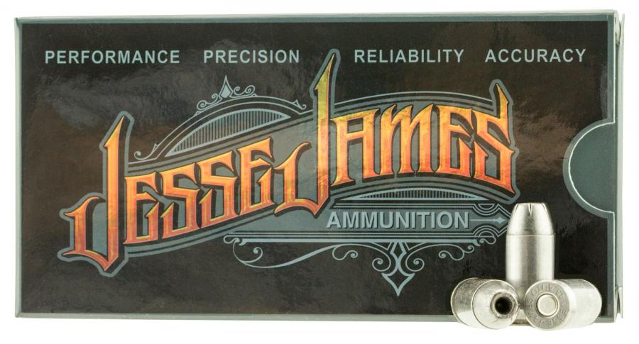 Ammo Inc 45230hpjj20 Jesse James 45