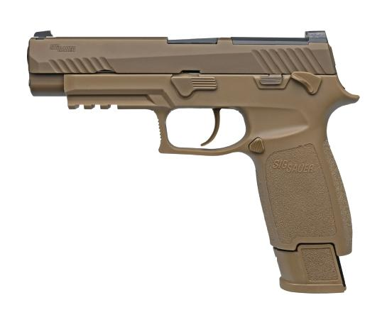 Sig P320f M17 Commemorative 9mm 21rd