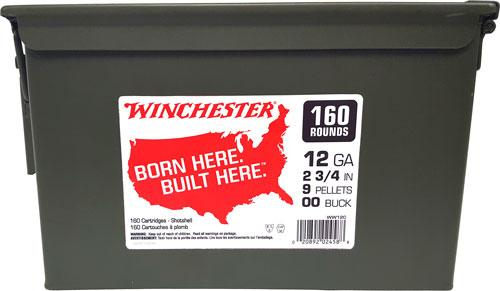 Win Ammo 12ga. (case Of 2)