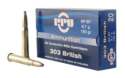 Ppu 303brit 150gr Sp
