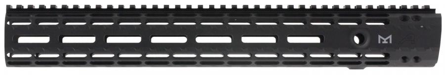 Aero Ar15 Enhanced M-lok Rail 15""