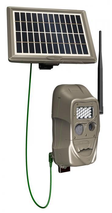 Cuddeback 3501 Solar KIT