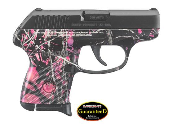 """Ruger LCP 380auto 2.75"""" 6rd x1"""