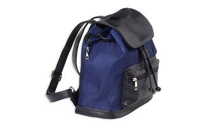 Bulldog Med Back Pack W/holster Nvy