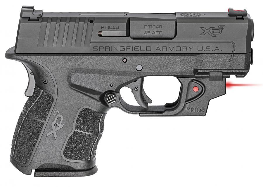 Xd-s Mod2 9mm Blk 3.3 8+1