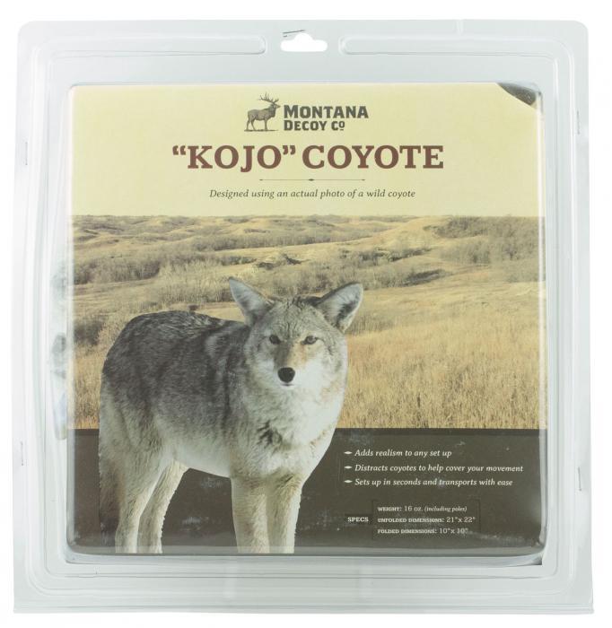 Montana Decoy 0000 Kojo Coyote