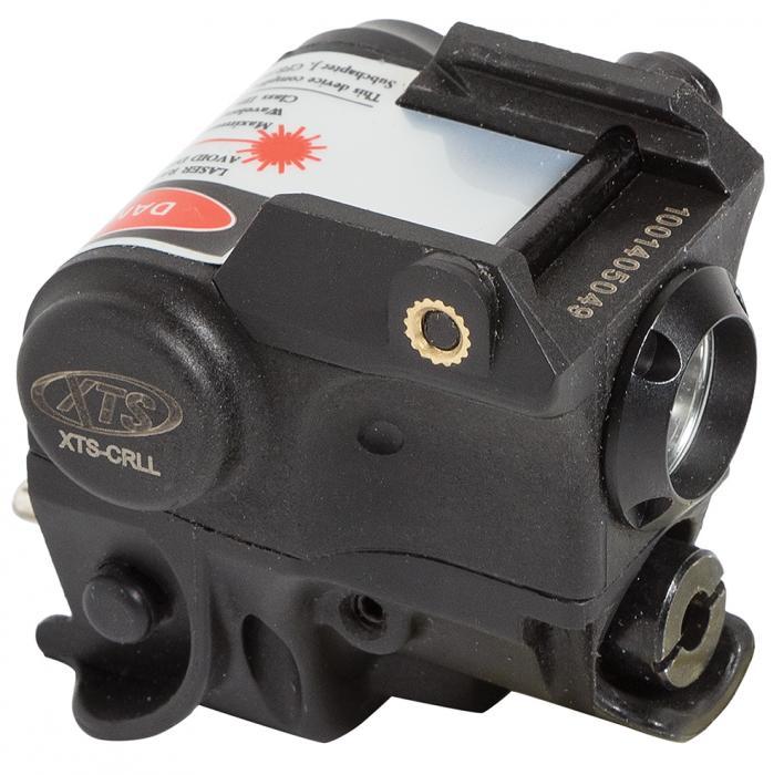 DMA Xtscrll XTS Red Laser W/light