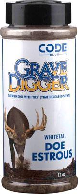 Code Blue Deer Lure Grave