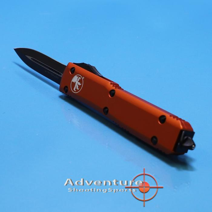 122-1or Microtech Ultratech D/E Orange