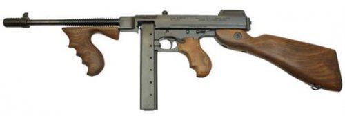 "Auto Ord 1927a-1 Dlx 10.5"" 45acp"