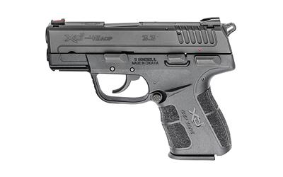 Xde 45acp Blk 3.3 7+1 Red