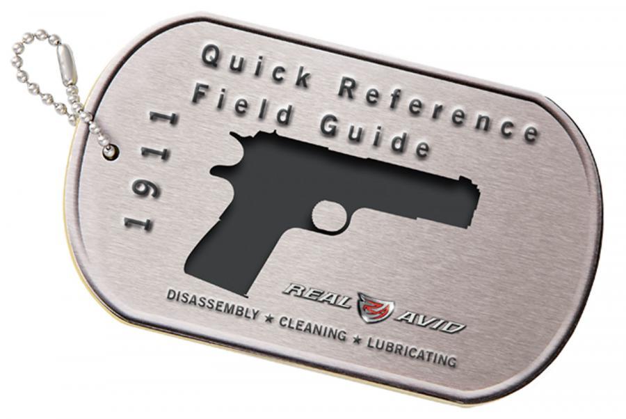 Avid Av1911r 1911 Field Guide